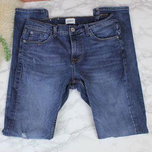 Hudson Skinny Sartor Jeans 30